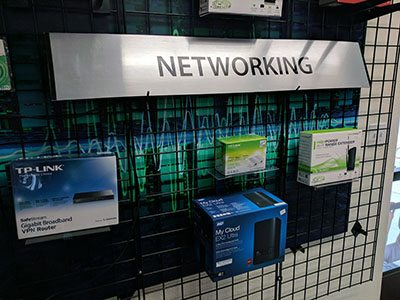 Professional Computer Services provides networking services and support throughout the greater Sacramento region