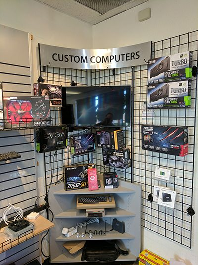 custom and refurbished computers for sale in roseville