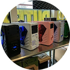 Professional Computer Services sells custom computer systems