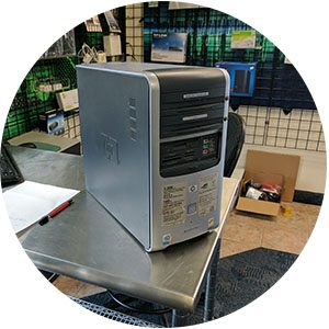 Professional Computer Services sells refurbished computer systems